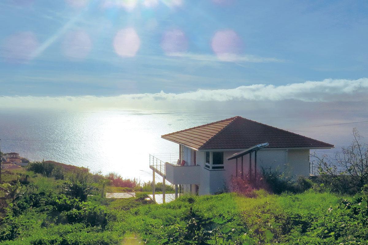 Mar e mais Ferienhaus Madeira maremais Seeblick